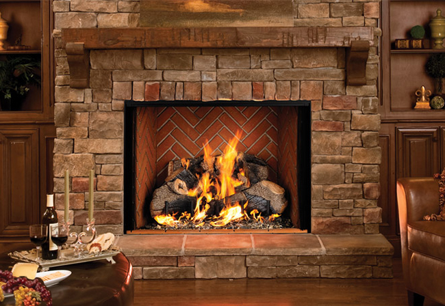 Fireplaces A Cozy Fireplace Warrenville