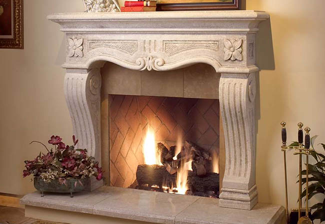 FACINGS A Cozy Fireplace Warrenville
